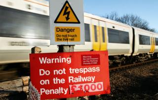 Nude sunbather mistaken for dead body near railway line in Essex
