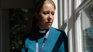 Coronavirus: The chaplains at the front line of end-of-life care