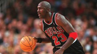 The Last Dance: Michael Jordan series