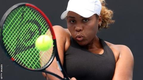 Taylor Townsend says she gets mistaken for other black players