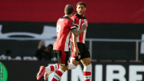 Southampton 1-0 Man City: Che Adams hits winner with spectacular first Premier League goal