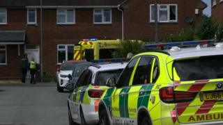 Man charged after paramedics stabbed in Wolverhampton