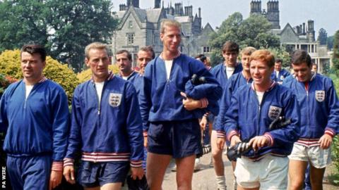 Jack Charlton: 1966 England World Cup winner dies aged 85