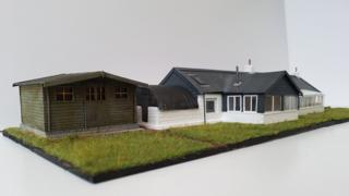Huddersfield modeller Lee Robinson recreates real homes