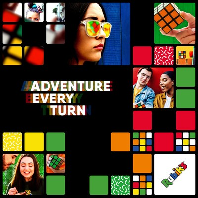 Rubik's Cube's 40th Anniversary Celebrates the Adventure of the Solve