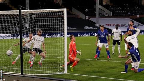Fulham into Championship play-off final despite Cardiff defeat