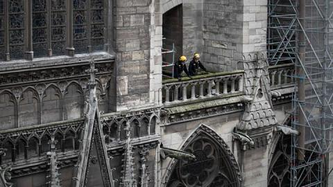 Notre Dame: Cathedral