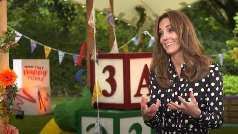 Duchess of Cambridge backs BBC