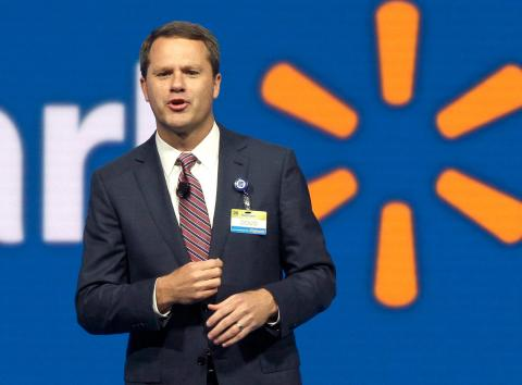 Walmart's CEO won't commit to requiring masks in all stores a?? but says it's 'on our minds' (WMT)