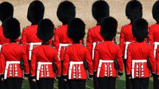 Coldstream guards probed over 'fight with royal footmen'