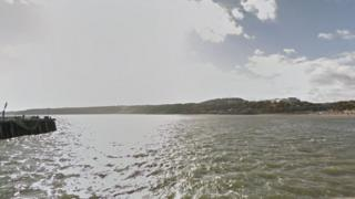 Boy swept out to sea at Scarborough