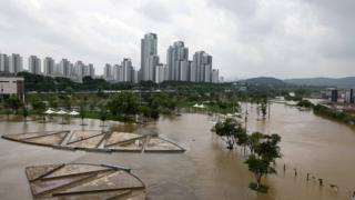 South Korea battles deadly floods and landslides