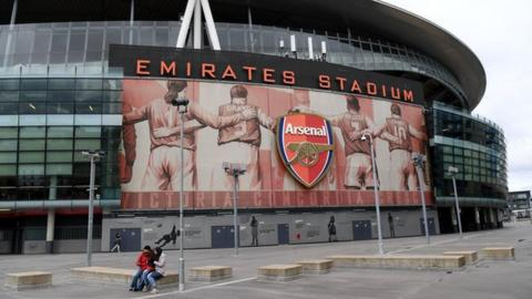 Arsenal to make 55 staff redundant because of coronavirus pandemic