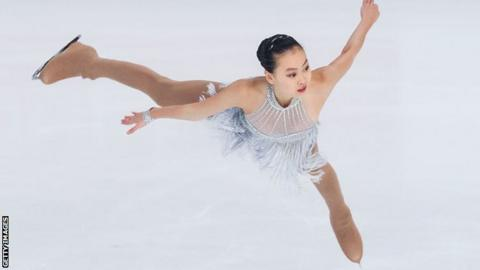 Jessica Shuran Yu: Figure skater says others in sport
