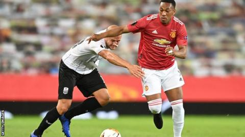 More to come from Martial at Man Utd - Solskjaer