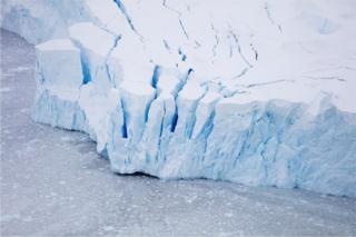 Climate change: Satellites record history of Antarctic melting