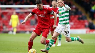 Sturgeon: Aberdeen and Celtic should not play after Covid breaches