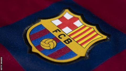 Unnamed Barcelona squad member tests positive for Covid-19