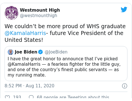 Kamala Harris: Countries rush to celebrate Biden
