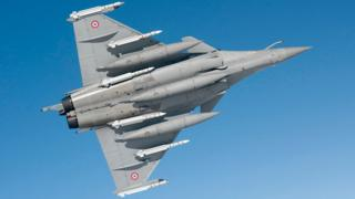 France sends jets and ships to tense east Mediterranean