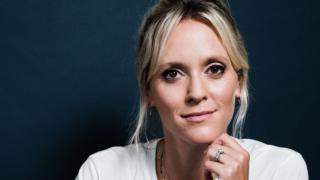BBC presenter says music helped her