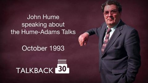 Obituary: John Hume, SDLP leader and Nobel Peace Prize winner