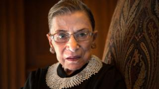 Ruth Bader Ginsburg: Supreme Court Justice dies