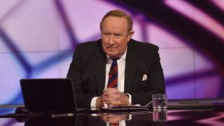 Andrew Neil to leave the BBC