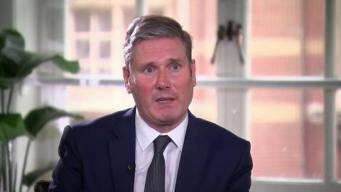 Indyref2: Starmer refuses to rule out backing Scotland referendum