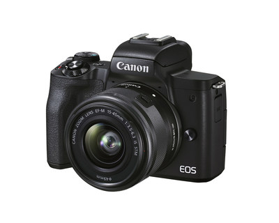 Improved Eye Autofocus Paired With New Video And Streaming Functions Make The New Canon EOS M50 Mark II Camera A Strong Imaging Tool For Content Creators And Imaging Storytellers