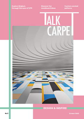 Talk Carpet takes design aficionados on monthly virtual design trips