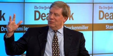 Billionaire investor Stanley Druckenmiller is said to be shorting the US dollar a?? and he expects a Democratic sweep this election to hurt stocks in the coming years