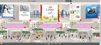 Informa Markets's Three Iconic Beauty Shows in ASEAN Converge to Bring Beauty Space, An International Virtual Event for Beauty Businesses
