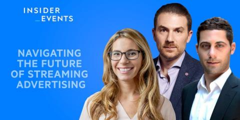 JOIN US ON MARCH 10: How to navigate the future of streaming-video advertising
