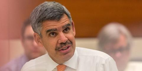 Mohamed El-Erian says bitcoin's surge holds 'important messages' on the future of money and technology for policymakers in Europe and the US