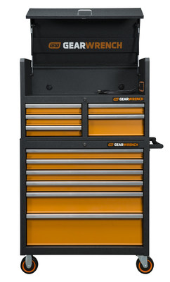 New GSX Cabinets and Chests Optimize Tool Storage for Mechanics and MRO Pros