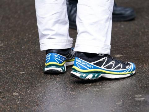 Your grandpa's walking shoes are the latest millennial and Gen Z status symbol